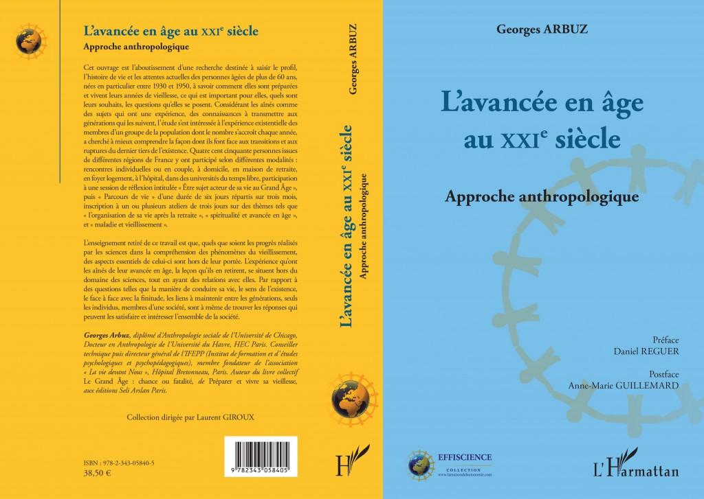 L'avancée en âge au XXIe siècle - Georges Arbuz